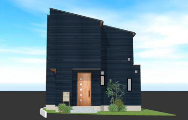 施工事例|安水建設|愛知県安城市を中心に三河エリアの木造注文住宅・リフォーム贅沢なドライエリアのある私の家
