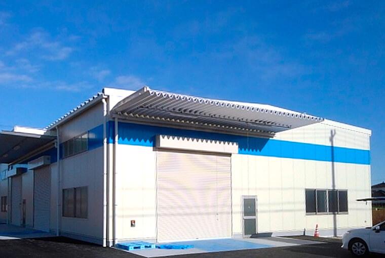 さくらいメディカルコネクションSMC|その他|施工事例|安水建設|愛知県安城市を中心に三河エリアの木造注文住宅・リフォーム自動車部品工場