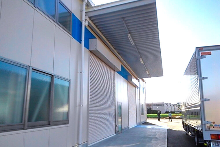自動車部品工場|その他|施工事例|安水建設|愛知県安城市を中心に三河エリアの木造注文住宅・リフォーム