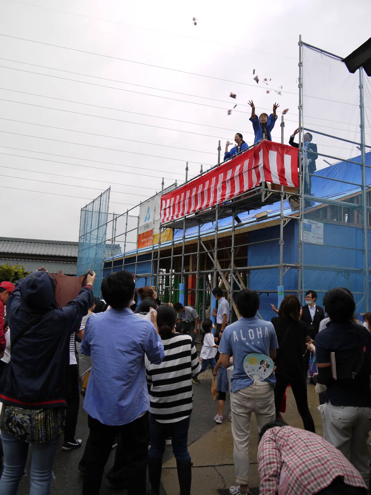 注文住宅|安水建設|愛知県安城市を中心に三河エリアの木造注文住宅・リフォーム祝・上棟!!