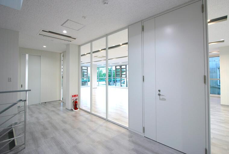 事務所(機械加工工場)|その他|施工事例|安水建設|愛知県安城市を中心に三河エリアの木造注文住宅・リフォーム