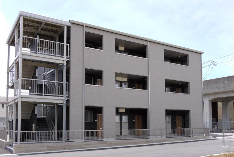 社員寮(プラスチック製品加工工場) その他 施工事例 安水建設 愛知県安城市を中心に三河エリアの木造注文住宅・リフォーム