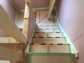 平屋の暮らしをイメージしたフレキシブルな家 内部造作