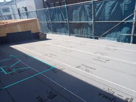 温故知新のスタンプショップ 屋根工事