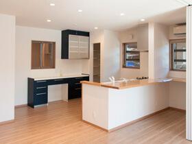 3世代で暮らす本格和風住宅 キッチン