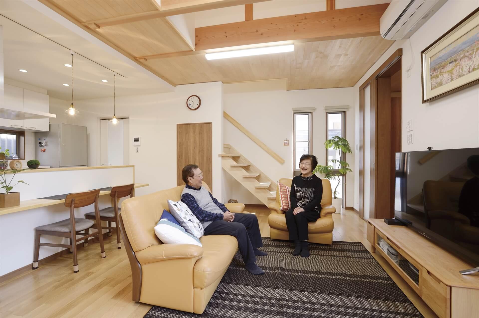 お客様の声|安水建設|愛知県安城市を中心に三河エリアの木造注文住宅・リフォーム