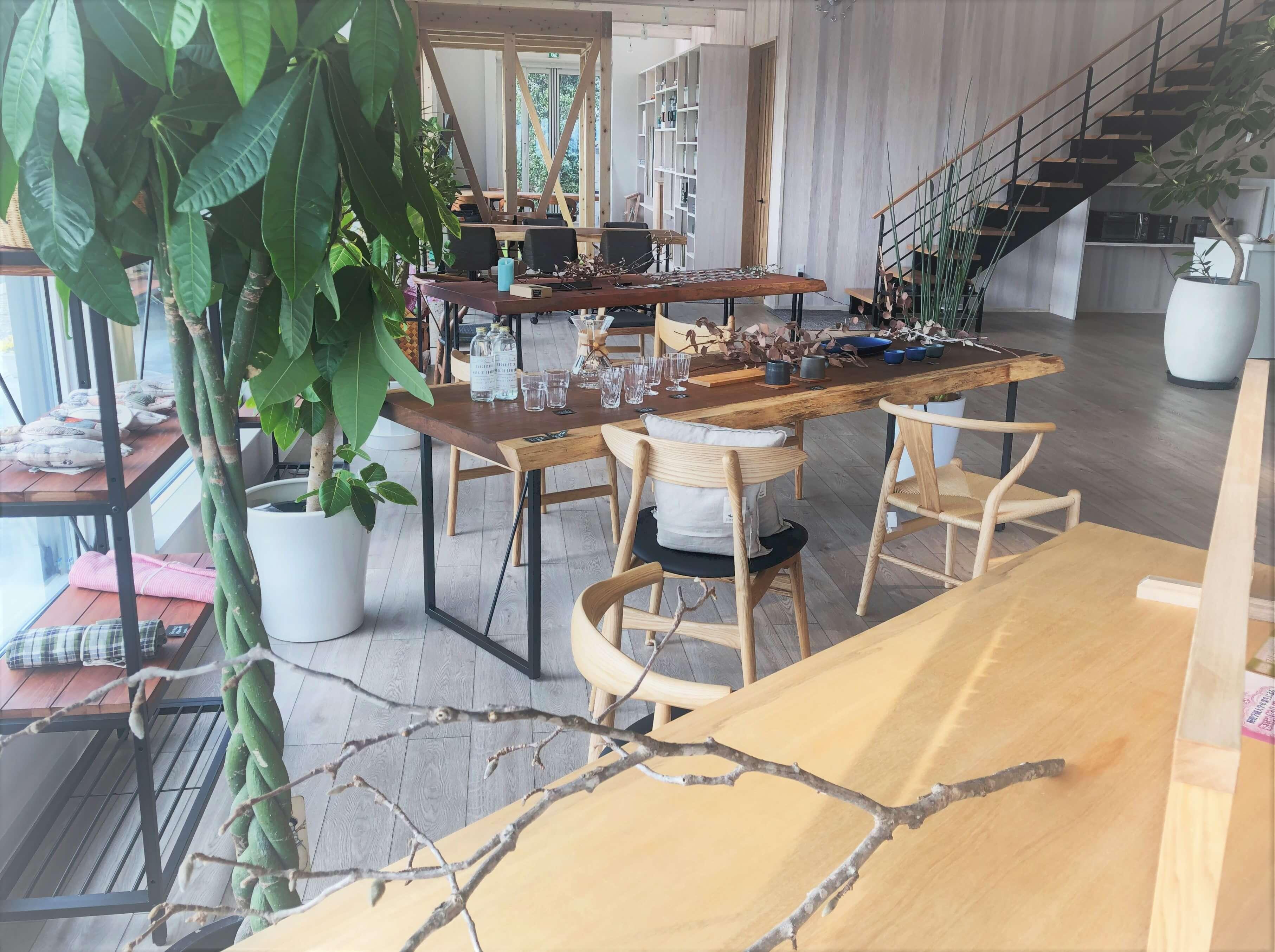 日記|安水建設|愛知県安城市を中心に三河エリアの木造注文住宅・リフォーム無垢テーブル