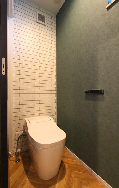 トイレのクロス選び