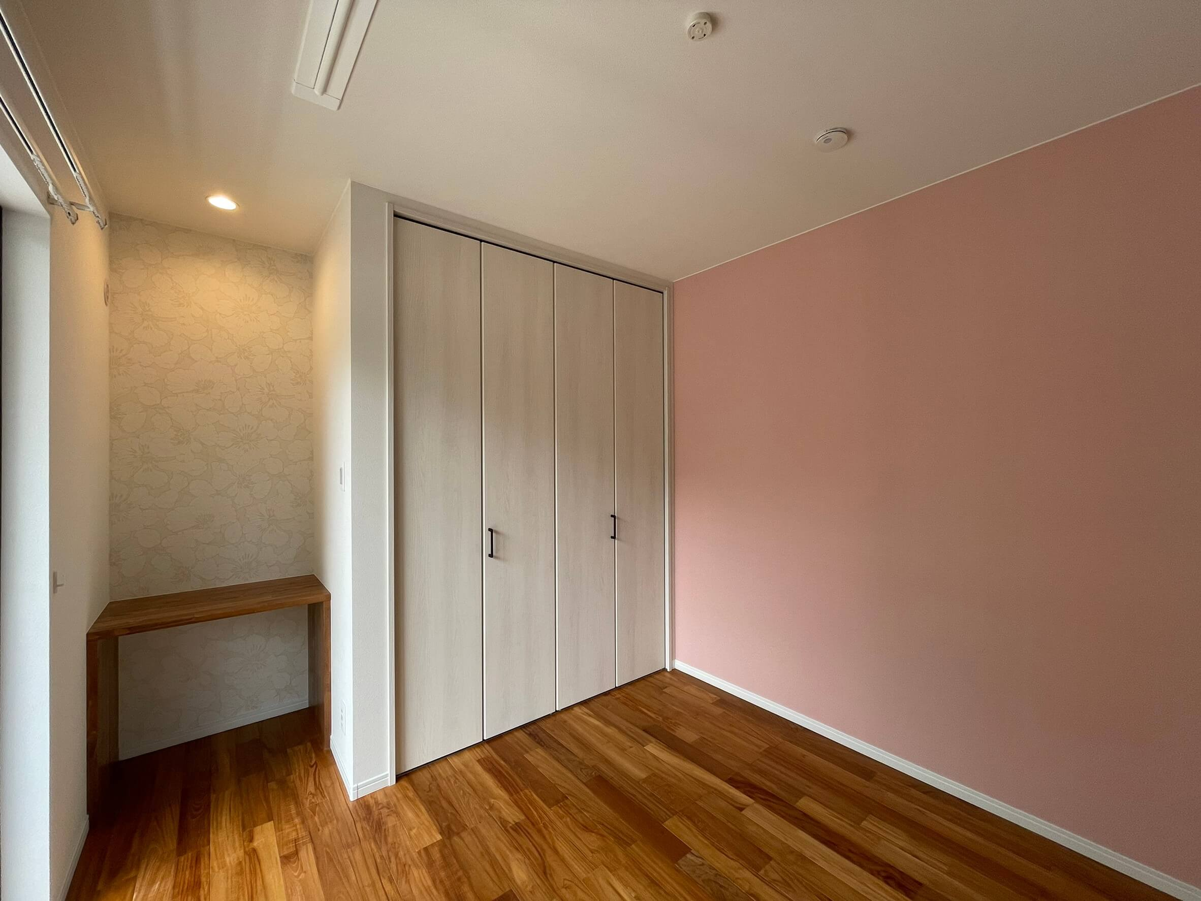 ナチュラルカントリーの家 1F 洋室